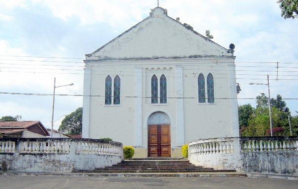 Paróquia Nossa Senhora das Graças - Pirambóia