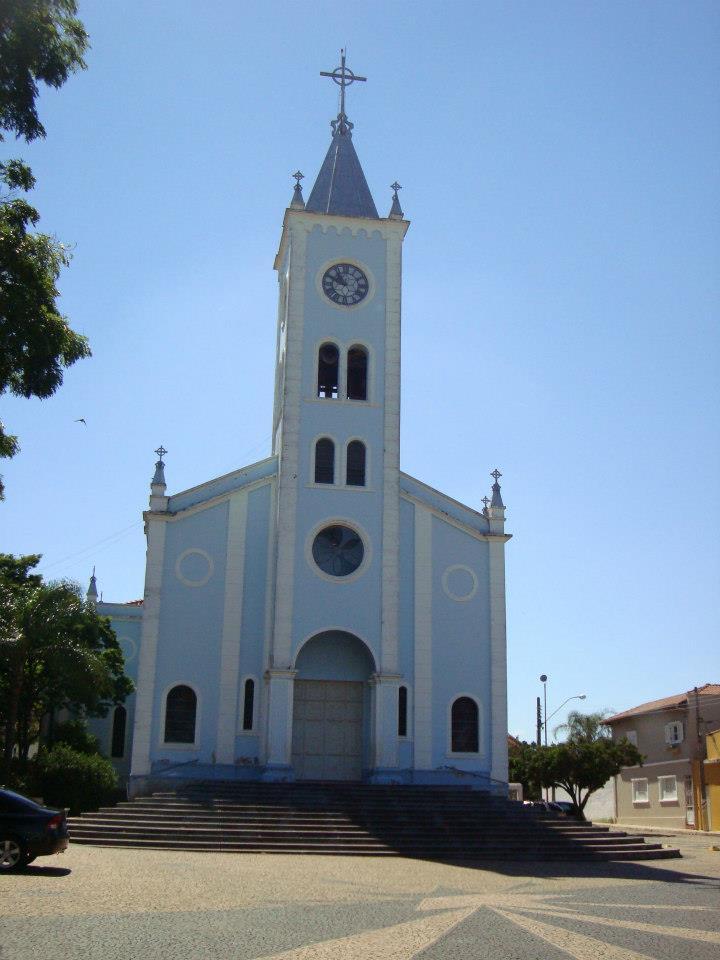 Paróquia São Benedito - Avaré