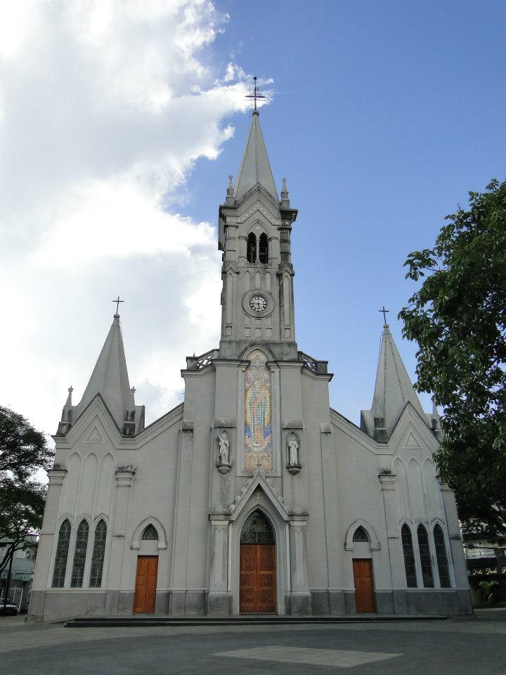 Paróquia São João Batista - Laranjal Paulista