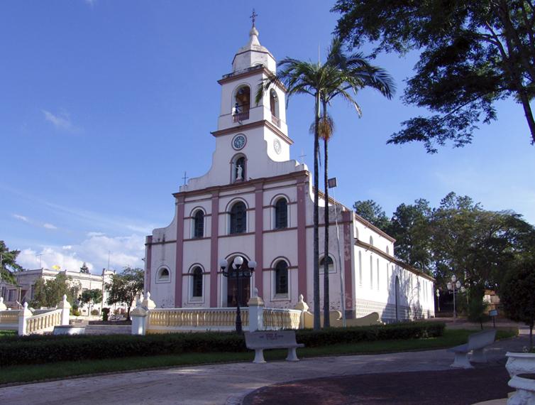 Paróquia São João Batista - Itatinga
