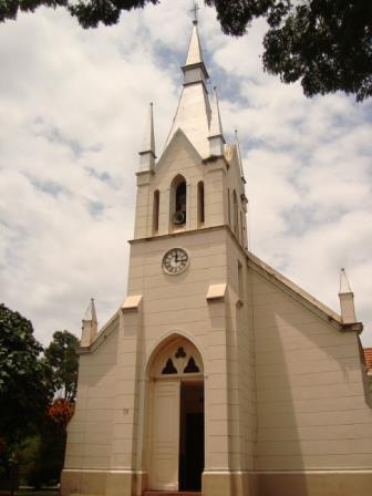 Santuário Nossa Senhora Aparecida - Aparecida de São Manuel