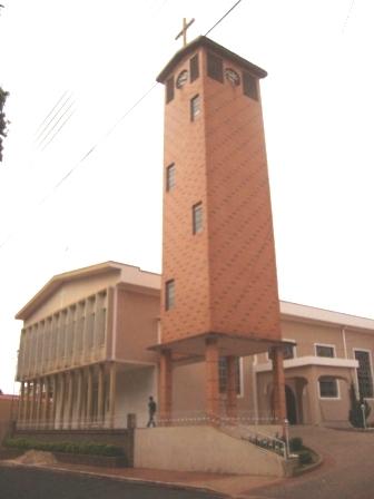 Paróquia Santo Antônio - Macatuba