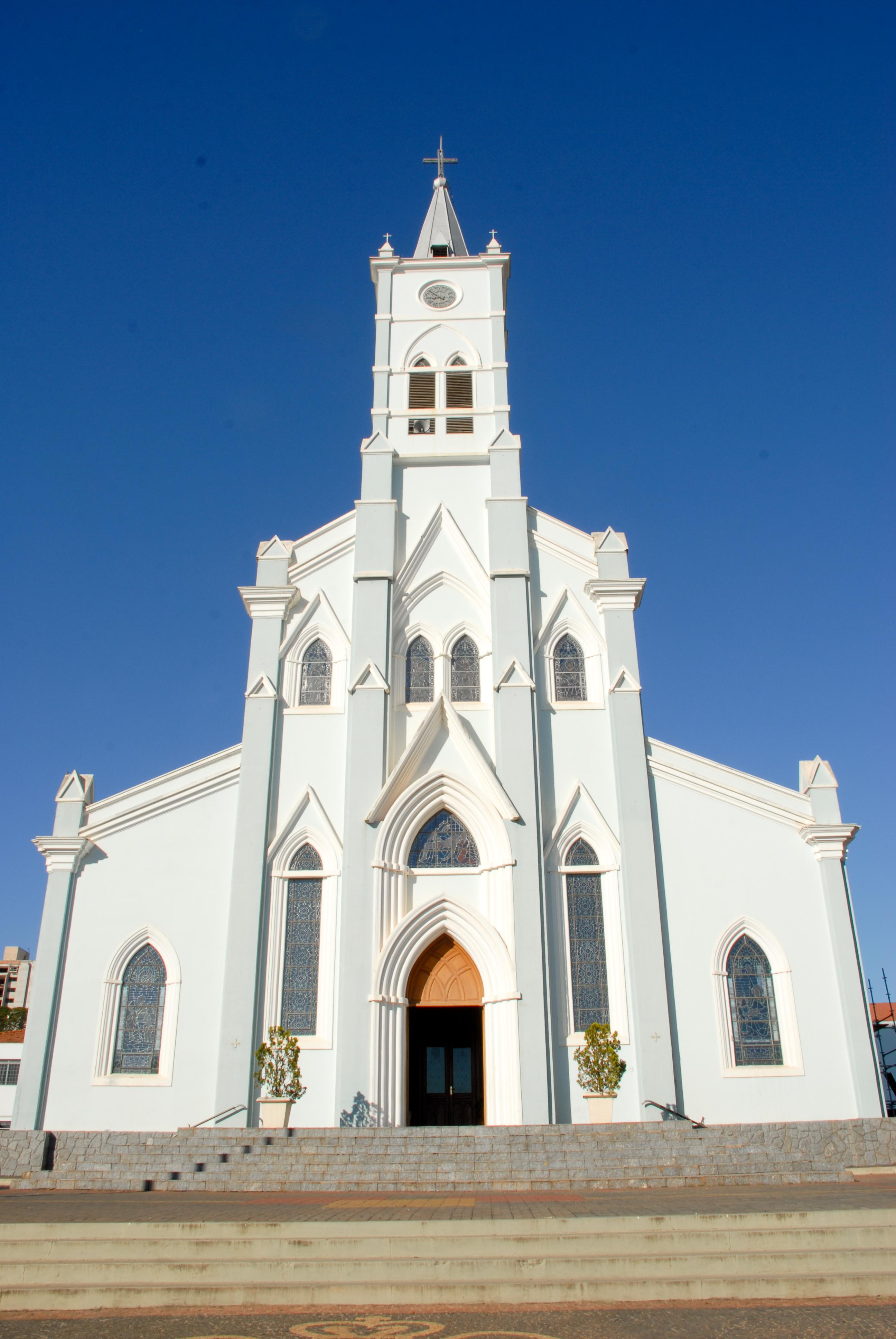 Santuário Nossa Senhora da Piedade - Lençóis Paulista