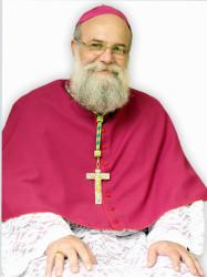 Dom Maurício, atual Arcebispo Metropolitano de Botucatu