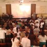 COMIDI realizou Encontro de Formação e Experiência Missionária