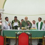 Paróquias de Pratânia e Aparecida acolhem novos párocos