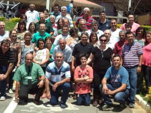 Grupo do Terço dos Homens da Paróquia N.S. Fátima de Botucatu