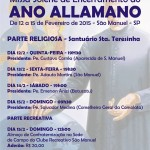 Paróquia São Manuel realiza Tríduo e Missa de encerramento do Ano do Allamano