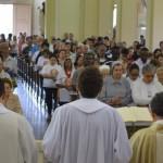 Santuário Santa Teresinha acolheu peregrinação de encerramento do Ano do Allamano em São Manuel