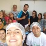 Comunidade de jovens de Rubião Júnior faz a diferença