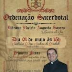 Diácono Edélcio será Ordenado Presbítero em maio