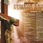 Paróquia Senhor Bom Jesus e Santa Marcelina define programação da Semana Santa