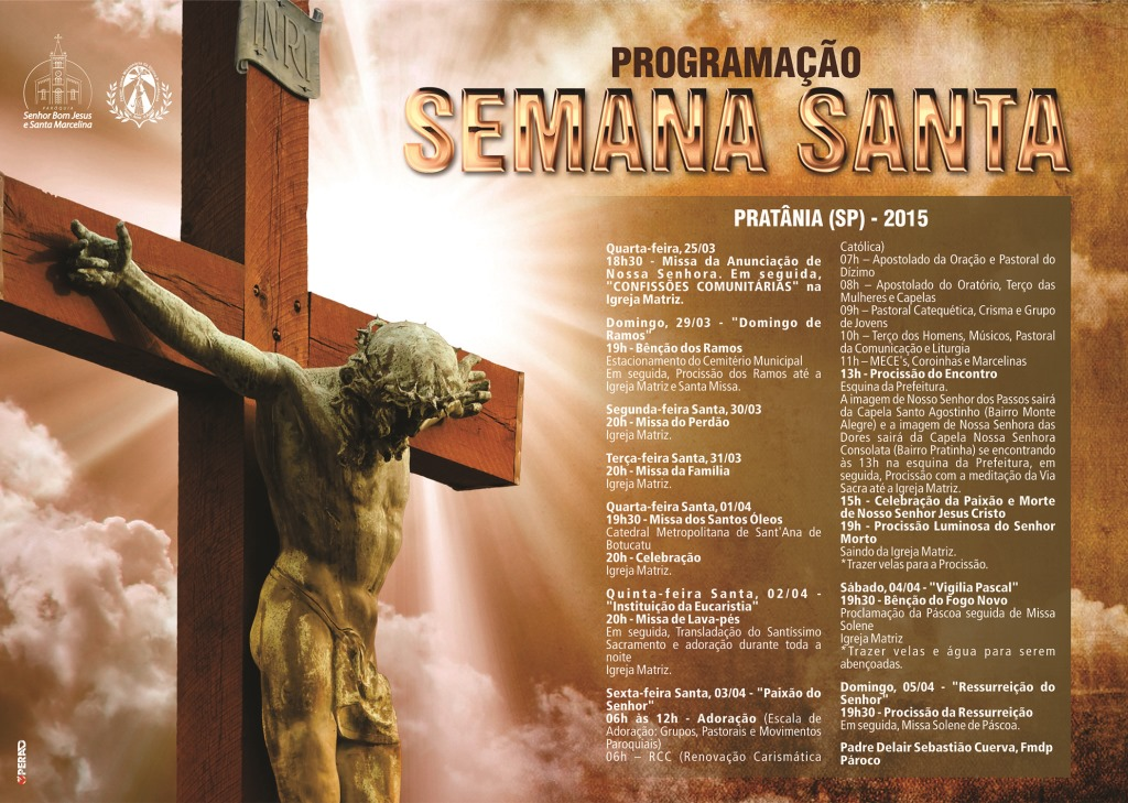 Semana Santa em Pratania