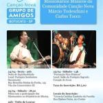 Músicos da Canção Nova ministrarão curso para Músicos em Botucatu
