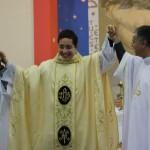 Pe. Paulo celebrará primeira Missa na Paróquia São Pedro e São Paulo