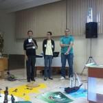 Seminaristas participaram do Congresso Missionário da Região Sul I da CNBB