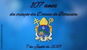 107 anos da Diocese