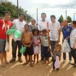 Santas Missões Populares em Iaras