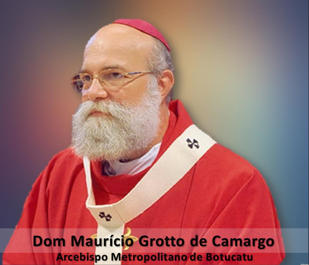 Conheça a biografia de nosso Arcebispo: Dom Maurício