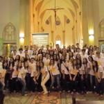 Catedral: 66 jovens foram crismados