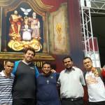 Seminaristas de Botucatu participaram da Romaria do Divino Pai Eterno em Trindade – GO