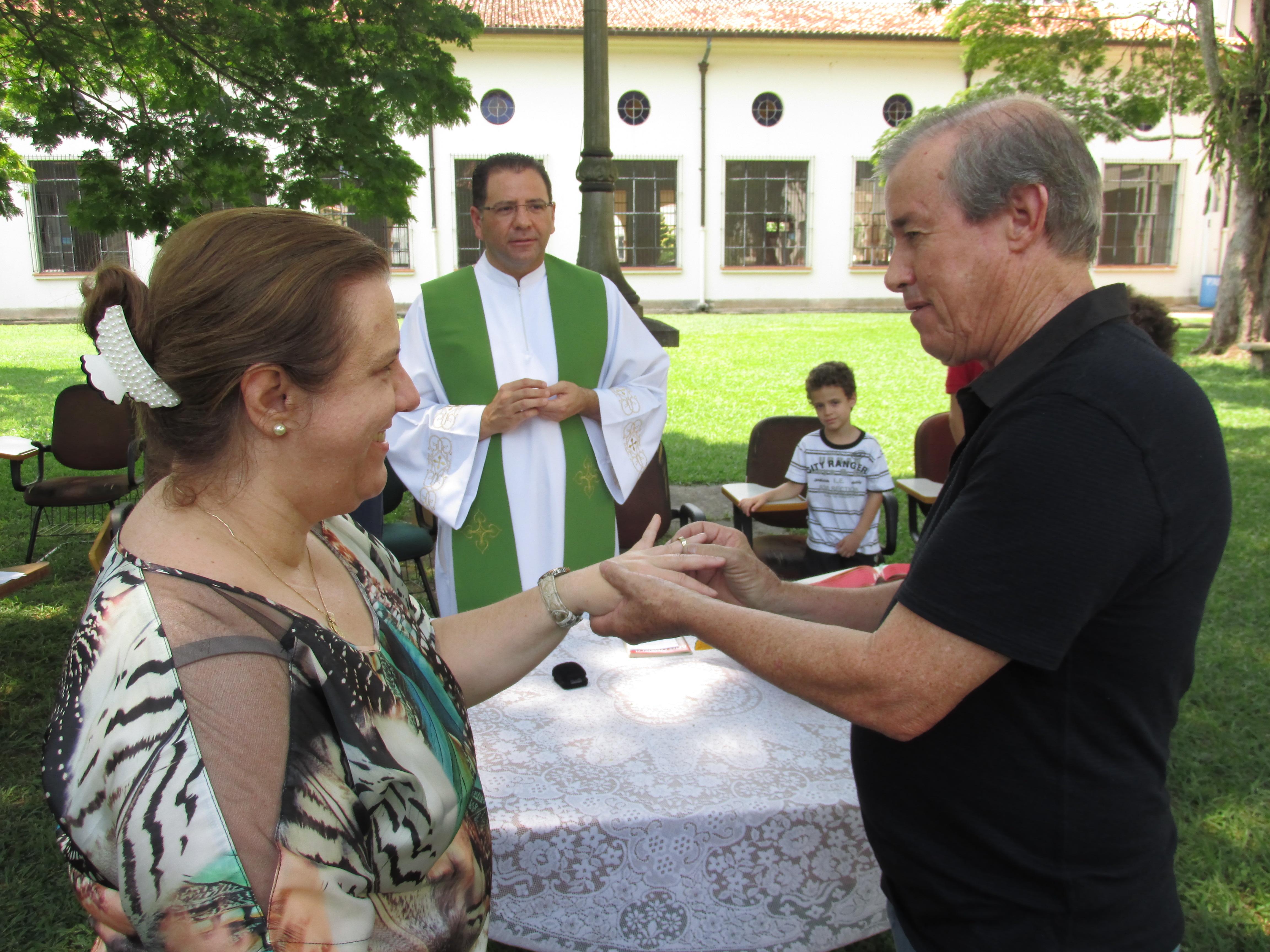 Catedral realizou Retiro de Casais no final de semana