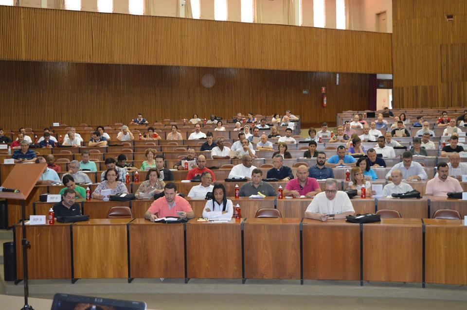 Assembleia - Sul 1 da  CNBB  - 2015