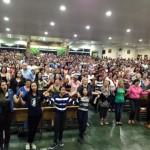 Avaré: Cerco de Jericó está reunindo centenas de fiéis na Paróquia Nossa Senhora de Fátima