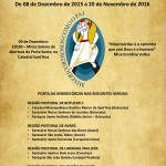 Arquidiocese abrirá Porta Santa no dia 09 de dezembro, na Catedral Sant'Ana
