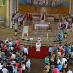 Corpo de Dom Simão já está na igreja catedral de Assis; dia será de homenagens