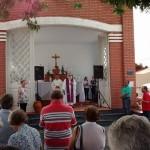 Finados: Dom Maurício presidiu Missa no Cemitério Portal das Cruzes em Botucatu
