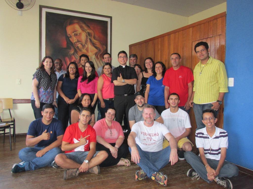 Pastoral da Comunicação da Arquidiocese se reuniu no sábado (21)