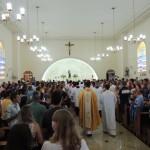 Paróquia Santo Antônio em Macatuba comemorou 100 anos