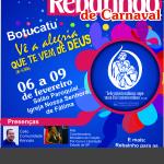 Rebanhão de Carnaval será realizado em Botucatu