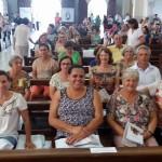 Investidura dos MECEs da Região Pastoral de Laranjal Paulista ocorreu no sábado (20)