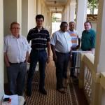 Clero da Região Pastoral de Botucatu se reuniu no Seminário Arquidiocesano