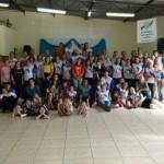 Rebanhão de Carnaval reuniu dezenas de pessoas em Botucatu