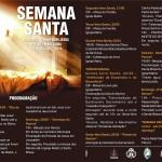 Semana Santa na Paróquia Senhor Bom Jesus e Santa Marcelina, em Pratânia