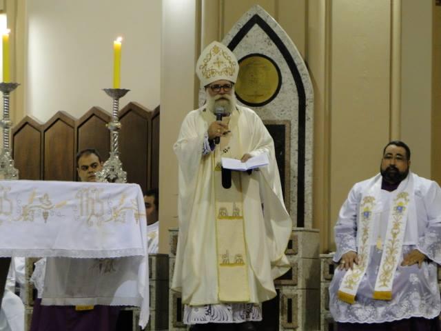 Quarta-feira Santa: Clero se reunirá para Missa Crismal na Catedral Sant'Ana de Botucatu
