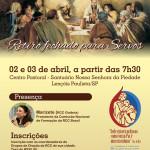 RCC: Retiro para Servos será realizado em Lençóis Paulista