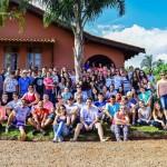 Crismandos da Catedral realizam Missão na Fazenda da Esperança