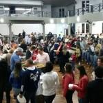 """TLC comemorou 45 anos na Arquidiocese de Botucatu com jantar """"Paella Mineira"""""""