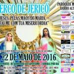 """Paróquia Menino Deus realizará """"Cerco de Jericó"""" entre os dias 15 e 22 de maio"""
