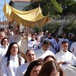 Dom Maurício presidiu Solenidade de Corpus Christi na Catedral