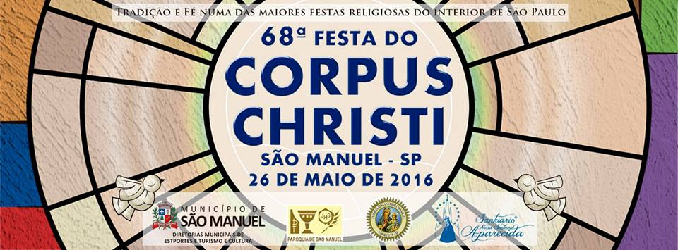 Corpus Christi São Manuel