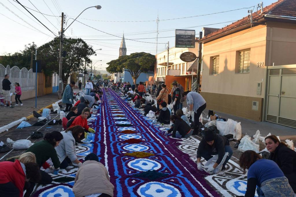 São Manuel espera 30 mil fiéis na Festa de Corpus Christi