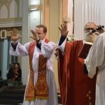 67 jovens foram crismados por Dom Maurício na Catedral