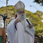 São Manuel enfeitou suas ruas para a procissão de Corpus Christi