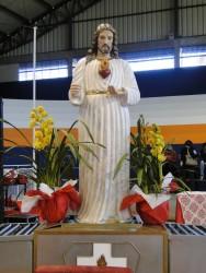 Reina Coração em 2013, realizado no Colégio Sta. Marcelina de Botucatu