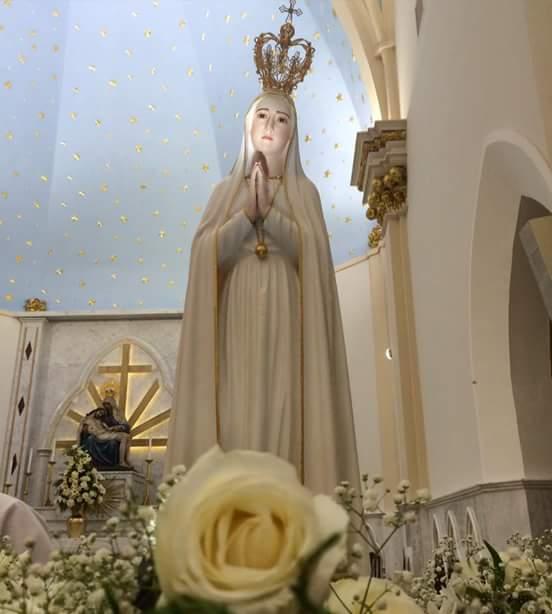 N S Fátima na Arquidiocese